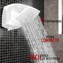 Chuveiro Ducha Futura 7500w 4 Temperaturas Lorenzetti -