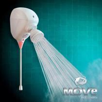 Chuveiro Ducha Move Eletrônico Zagonel 220v 7500w -