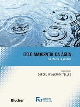 Ciclo ambiental da água - Blucher