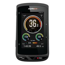 Ciclocomputador GPS X5 Evo Câmera de Vídeo Integrada Bluetooth Ant+ Navegador Bike Strava Zwift - Xplova