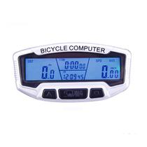 Ciclocomputador para Biclicleta 28 Funções com Velocímetro Odômetro SD-558A - Genérico