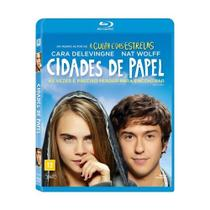 Cidades de Papel (Blu-Ray) - Fox - sony dadc