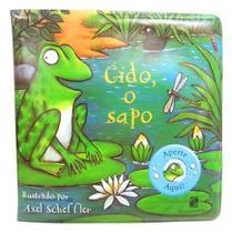 Cido , o Sapo - Salamandra -