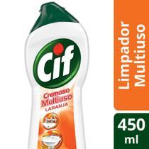 Cif Creme Laranja 450ml -