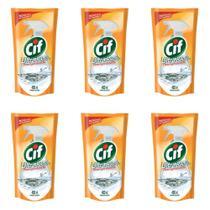 Cif Ultra Rápido Desengordurante 450ml (Kit C/06) -