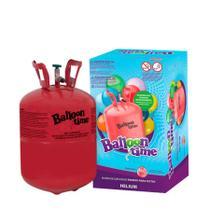 Cilindro de Gás Helio Comprimido para 30 Balões - Festabox