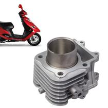 Cilindro do Motor Suzuki Burgman 125 AN 2005 a 2010 125 Automatic 2007 a 2010 com Camisa - Kmp