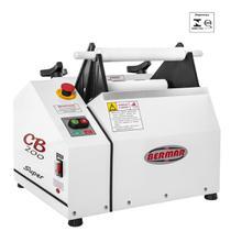 Cilindro para Massas Rolo 200 mm CB 200 Motor 1/2 Hp BM 45 NR 220V Bermar -