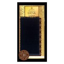 Cílios Mink Fio para Extensão Fio a Fio 0.15 D - 16 Linhas - Mink Eyelash