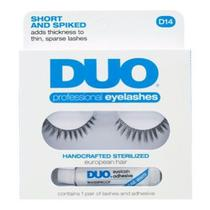 Cílios Postiços Eyelashes D14 Duo - Cílios Postiços -