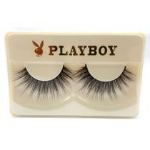 Cilios posticos naturais eyelash playboy hb93105 -