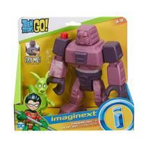 Cinderblock e Mutano Canguru Imaginext - Mattel DTM83 -
