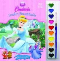 Cinderela - Sonhos Encantados - Dcl