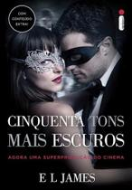 Cinquenta tons mais escuros - agora super producao do cinema - Editora intrinseca ltda