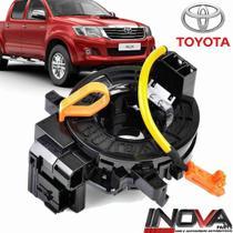 Cinta air bag hilux 2009 2010 2011 com controle de som volante - Toyota