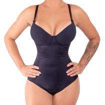 Cinta body bojo modeladora compressão redutora Vi Lingerie -