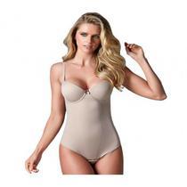 Cinta Body Modelador Com Bojo Alta Compressão Copa C 350314 - Vi lingerie