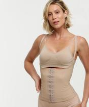 Cinta Feminina Modeladora Cotton Esbelt -