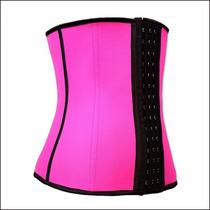 Cinta Modeladora Barbatana rosa L - Sculpting clothes
