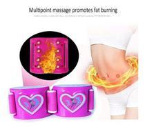 Cinta Para Emagrecer Feminina Massageadora Reduzir Gordura - Body Vibra