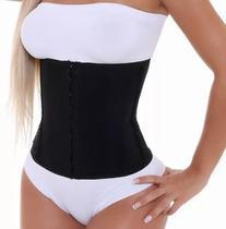 Cinta Redutora de Medidas Afina Cintura Microfibra Fitness - Princesa Catarina