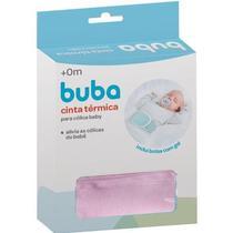 Cinta termica para colica baby rosa - buba -