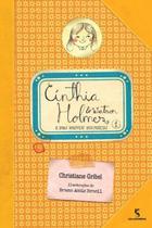 Cinthia holmes e suas incr. descobertas -vol 1 3ed - Moderna -