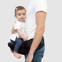 Cinto assento para carregar bebê Buba -