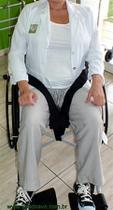 Cinto De Segurança Pélvico Para Cadeira de Rodas - Jaguaribe