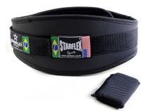 Cinturão de Exercícios Preto - M - Starflex -