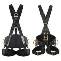 Cinturão de Segurança CARBOGRAFITE Tipo Paraquedista Evolution 3i - Tamanho 2 -