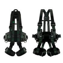 Cinturão de Segurança CARBOGRAFITE Tipo Paraquedista Evolution 5i - Tamanho 2 -