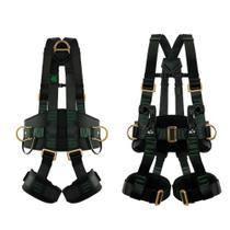 Cinturão de Segurança CARBOGRAFITE Tipo Paraquedista Evolution 7i - Tamanho 2 -