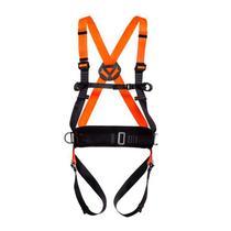 Cinturão de Segurança Paraquedista 3 pontos MG Cinto MULT2010 CA 35520 -