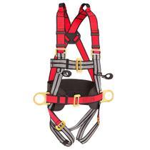 Cinturão De Segurança Tipo Paraquedista 4 Pontos SteelFlex -
