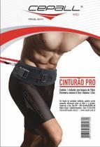 Cinturao Pro - Cepall fitness