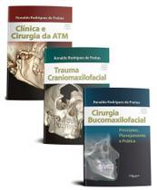 Cirurgia bucomaxilofaci  clinica cirurgica  atm  trauma craniomaxilofacial - Di Livros Editora Ltda