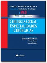 Cirurgia geral - especialidades cirurgicas-01ed/19 - Atheneu