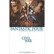 Civil War - Fantastic Four - Marvel