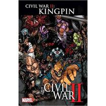 Civil War II - The Underside - Marvel
