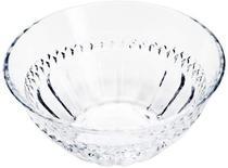 Cj 7 pc para sobremesa de cristal de chumbo diamante 22,5x9cm/12,5x5,5cm - Lyor
