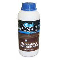 Clareador Clarideck Madeira Montana 1 Litro -