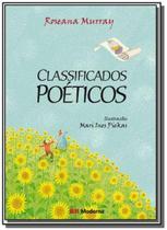 Classificados poeticos - Moderna - paradidaticos