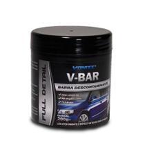 Clay Bar  V-bar Barra Argila Descontaminante Vonixx -