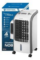 Climatizador Ar Frio Nobille 80w Branco 4l 8h 220v Ventisol -