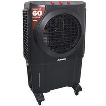 Climatizador de Ar Industrial Portátil Evaporativo 60 Litros Umidificador Ambiente Amvox ACL 6022 -