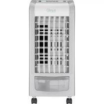 Climatizador de Ar Portátil Cadence CLI302, filtro de ar, 3,7L, 3 Vel - 220V -
