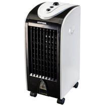 Climatizador de Ar Portátil Ventisol Júnior CLM 4 Litros Frio  Branco/Preto- 127v -