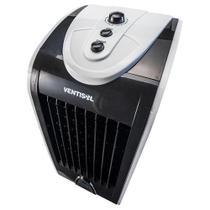 Climatizador de Ar Portátil Ventisol Júnior CLM 4 Litros Frio  Branco/Preto- 220v -