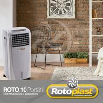 Climatizador de ar roto 10 / 220volts - Rotoplast
